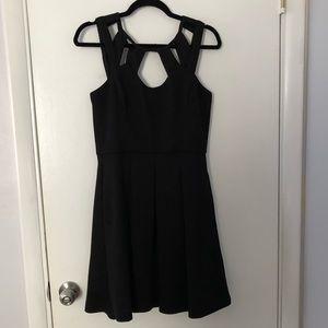 Black Betsey Johnson dress (size 6)